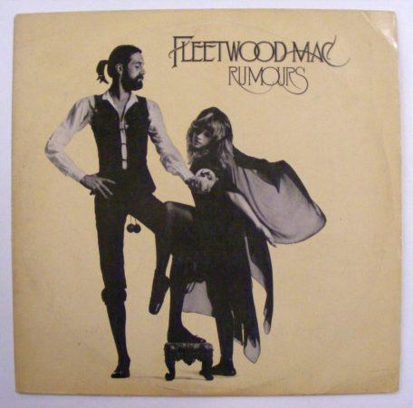 Fleetwood Mac: Rumours LP (VG+/VG+) IND