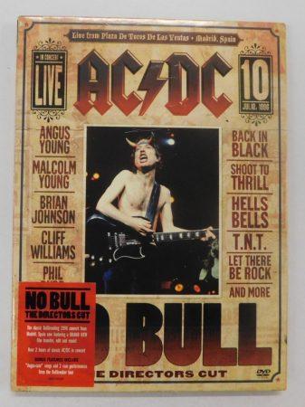 AC/DC - No Bull (The Directors Cut) DVD
