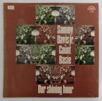 Sammy Davis Jr. & Count Basie - Our Shining Hour LP (VG+/VG+) CZE