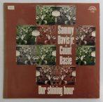 Sammy Davis Jr. & Count Basie - Our Shining Hour LP (VG+/G+) CZE