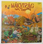 Mákvirág Folk Ensemble LP (VG+/VG+)