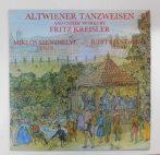 Fritz Kreisler - Altwiener Tanzweisen LP (NM/VG+)