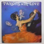 Geoff Love & His Orchestra - Tangos With Love LP (VG+/VG) POL.