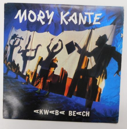 Mory Kante - Akwaba Beach LP (NM/VG) JUG.