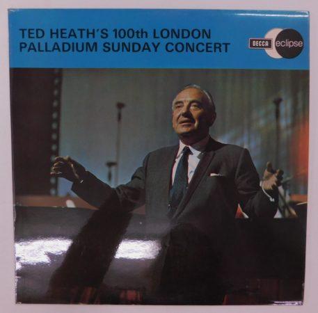 Ted Heath - Ted Heath's 100th London Palladium Sunday Concert LP (NM/VG+) ENG