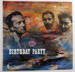 The Super Trio - Vukán / Berkes / Kőszegi - Birthday Party LP (EX/VG)