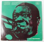 Louis Armstrong - Live Recording LP (VG+/VG)