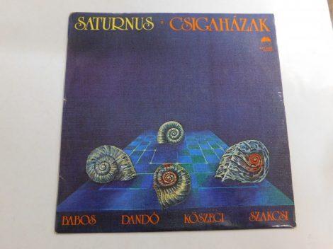 Saturnus - Csigaházak LP (EX/EX)