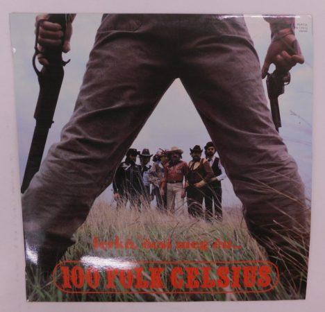 100 Folk Celsius - Ferkó, Öcsi meg Én LP (VG+/NM)