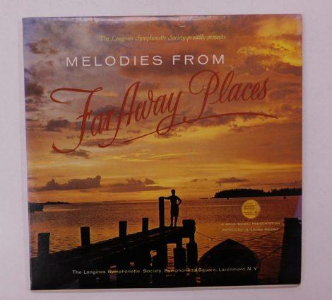 The Longines Symphonette - Far Away Places 2xLP (NM/VG+) USA