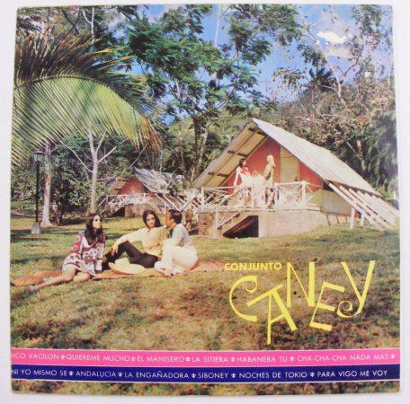 Conjunto Caney - Esto Es Cuba LP (Cuba, VG+/VG)