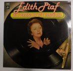 Edith Piaf - 20 French Singles LP (VG+/EX) IND