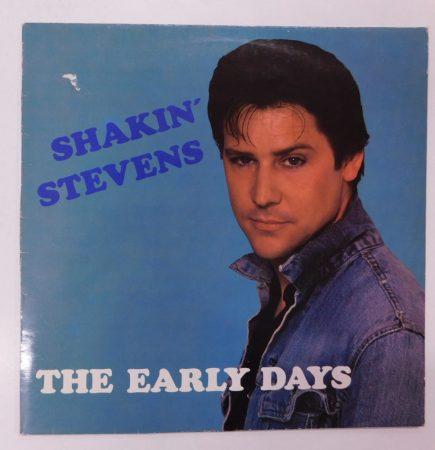 Shakin' Stevens - The Early Days LP (VG+/VG) GER.