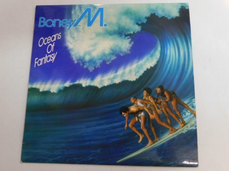 Boney M. - Oceans Of Fantasy LP (EX/EX) HUN