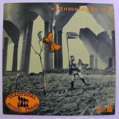Traditional Jazz Studio: Entomologuv Sen LP (EX/EX) CZE