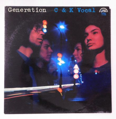 C & K Vocal - Generation LP (EX/VG+) CZE.