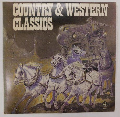 Country & Western Classics LP (EX/VG) YUG.