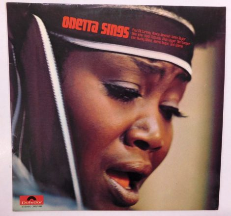 Odetta - Odetta Sings LP (NM/EX) GER, 1970