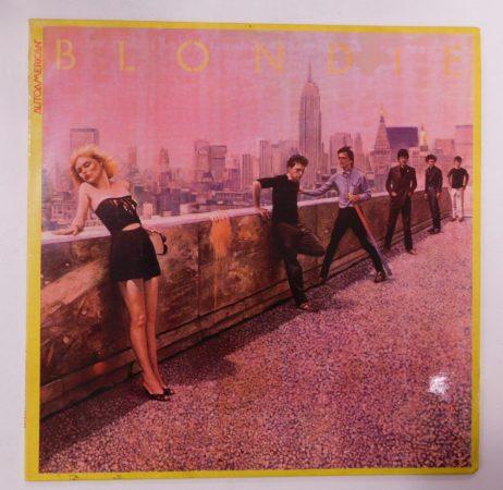 Blondie - AutoAmerican LP (VG+/VG+) India