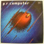 P.R. Computer LP (VG+/VG) HUN