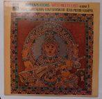 Improvisations - West meets East - album 3 - Menuhin - Shankar - Rampal LP (EX/EX) IND