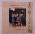 Johnny Clegg & Savuka - Third World Child (VG/VG+, gatefold) FRA.