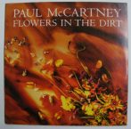 Paul Mccartney: Flowers in the Dirt LP (VG+/VG) HUN