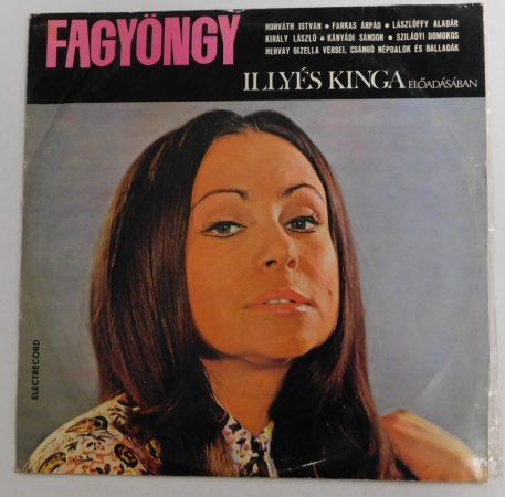 Illyés Kinga - Fagyöngy (Visc) LP (VG+/VG)
