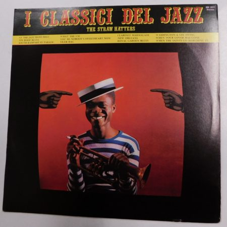 I Classici del Jazz - The Straw Hatters LP (NM/NM) ITALY