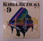 Karel Ruzicka + 9  LP (VG+/VG) CZE.