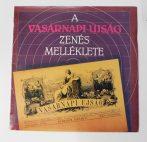 A Vasárnapi Újság Zenés Melléklete LP (EX/VG+)