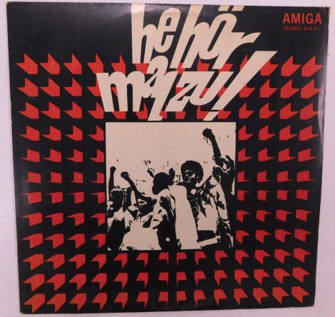 V/A - He, Hör Mal Zu! LP (VG+/VG) GER.