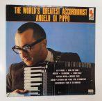 Angelo Di Pippo - The World's Greatest Accordionist LP(VG+/VG+)USA,mono