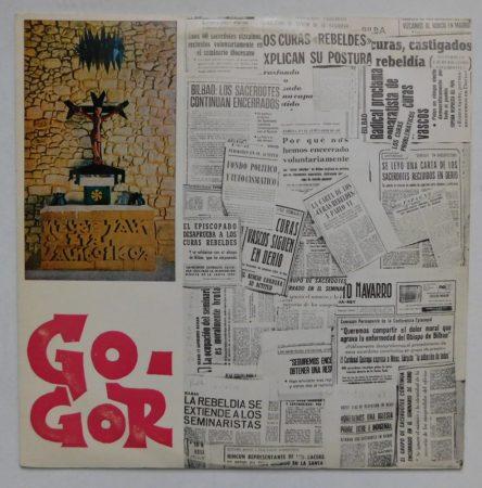 Gogor LP (VG+/VG+) FRA