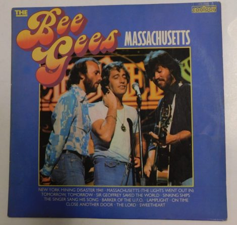 Bee Gees - Massachusetts LP (VG+/VG) UK