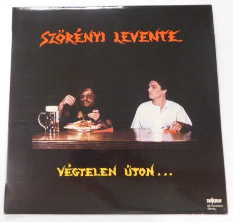 Szörényi Levente - Végtelen úton... LP (EX/VG+)