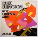 Duke Ellington: New Orleans Suite LP (EX/VG) CZE