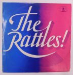 The Rattles - The Rattles! LP (EX/G+) POL.