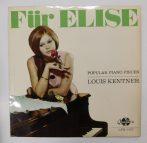 Louis Kentner - Für Elise / Popular Piano Pieces LP (EX/VG)