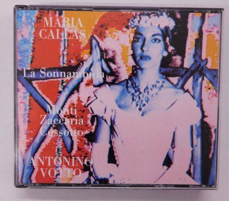 Vincenzo Bellini - La Sonnambula 2xCD (NM/VG+) FRANCE