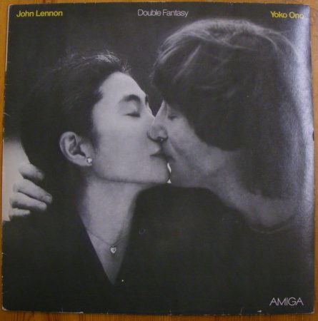 John Lennon - Yoko Ono: Double Fantasy (VG+/VG+) IND