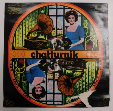 S.P.P.T. Chalturnik LP (VG+/G) ragtime, swing
