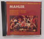 Mahler - Symphony No.1, Rückert-Lieder CD (NM/NM) NL