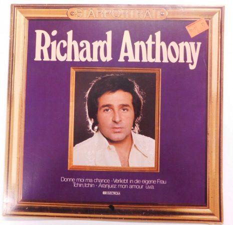 Richard Anthony - Starportrait LP (EX/VG+) GER.