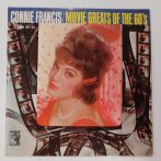 Connie Francis / Movie Greats  Of The 60's LP (VG+/VG) ISRAEL