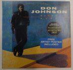 Don Johnson: Heartbeat LP (NM/VG+) JUG