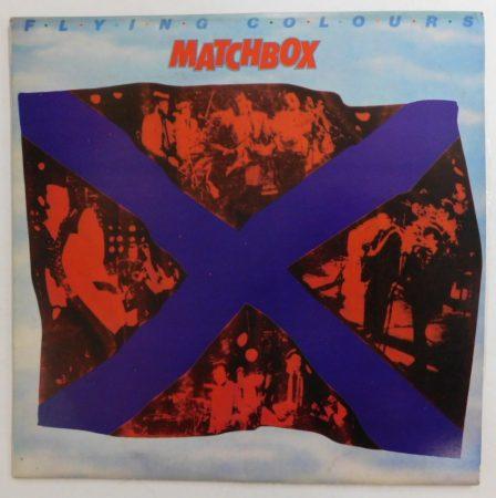 Matchbox - Flying Colours LP (VG+/VG+) JUG