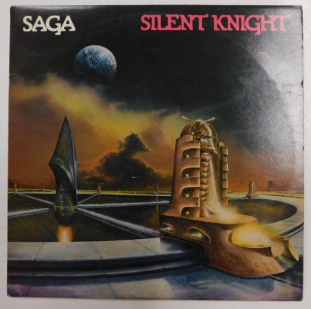 Saga: Silent Knight Lp (VG+/VG+) JUG