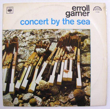 Erroll Garner: Concert by the Sea LP (EX/VG) CZE