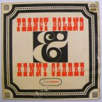 Francy Bonald - Kenny Clarke Big Band LP (EX/VG) CZE